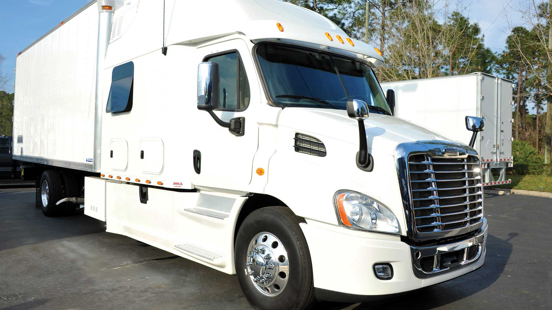 Landstar Cold Chain Services
